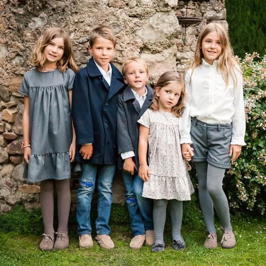 Moda infantil Les Amis d'Olivia-Blogmodabebe