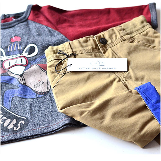 Moda infantil Little Marc Jacobs sorteo Blogmodabebe