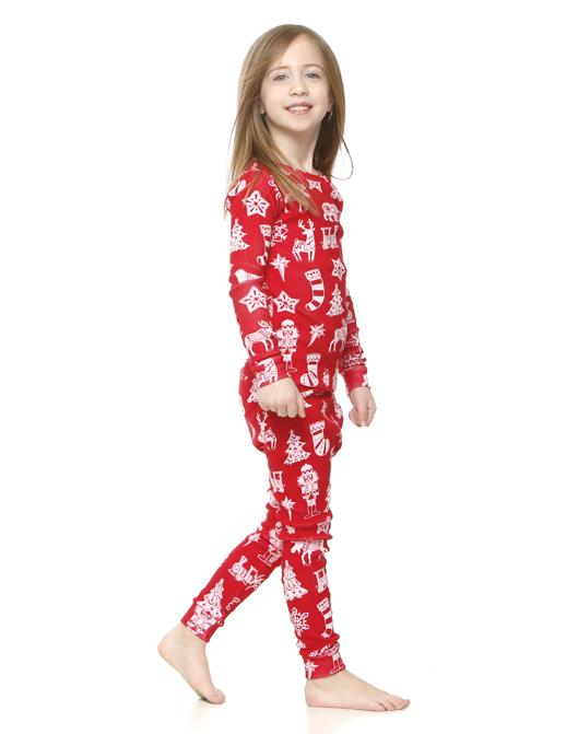 Pijamas Hatley pijamas divertidos para niños-Blogmodabebe10