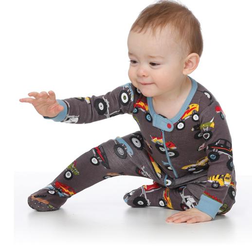 Pijamas Hatley pijamas divertidos para niños-Blogmodabebe12