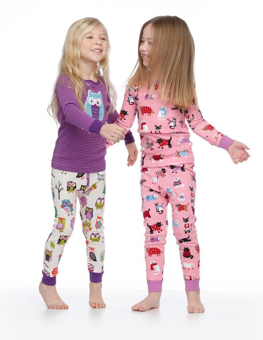 Pijamas Hatley pijamas divertidos para niños-Blogmodabebe13