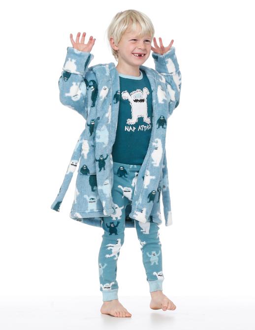 Pijamas Hatley pijamas divertidos para niños-Blogmodabebe3