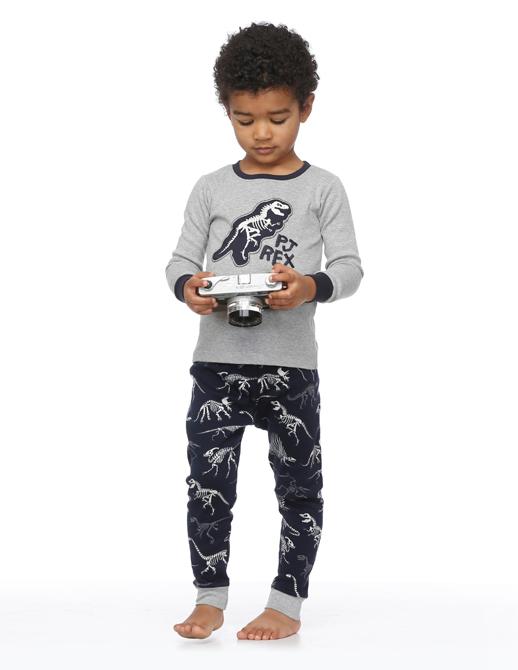 Pijamas Hatley pijamas divertidos para niños-Blogmodabebe4