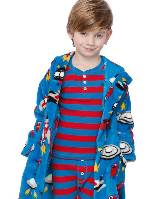 Pijamas Hatley pijamas divertidos para niños-Blogmodabebe5