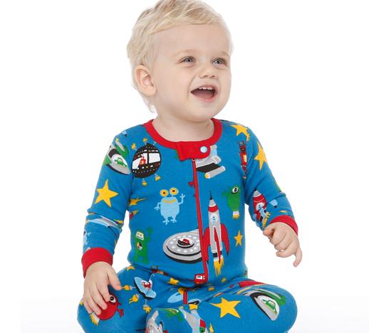 Pijamas Hatley pijamas divertidos para niños-Blogmodabebe7
