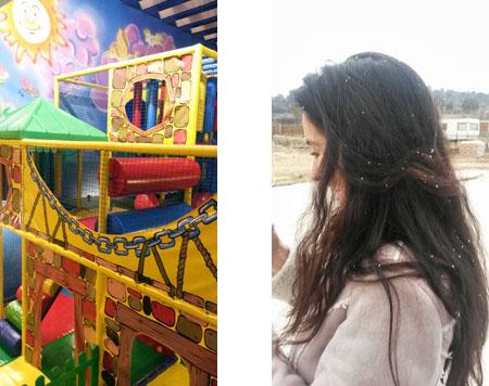 Primera quedada bloguera en el Berga Resort 4