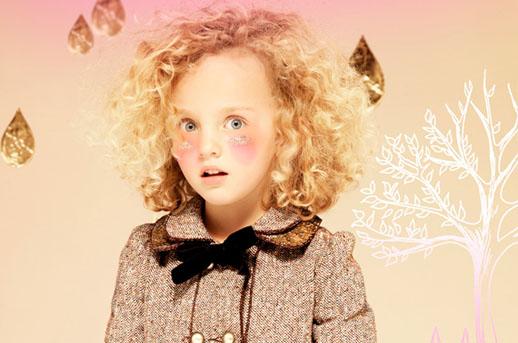 Sorteo Blogmodabebe moda infantil billieblush_kids_winter13