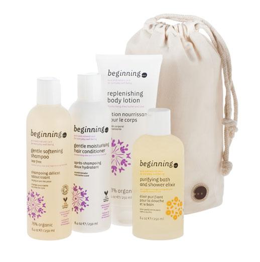 Sorteo de productos belleza y cosmetica Beginning de Maclaren-Blogmodabebe