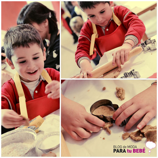 Taller de reposteria con Pastas Gallo_Blogmodabebe 0