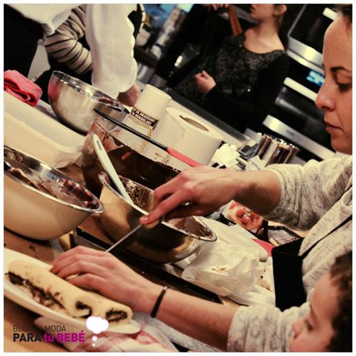 Taller de reposteria con Pastas Gallo_Blogmodabebe