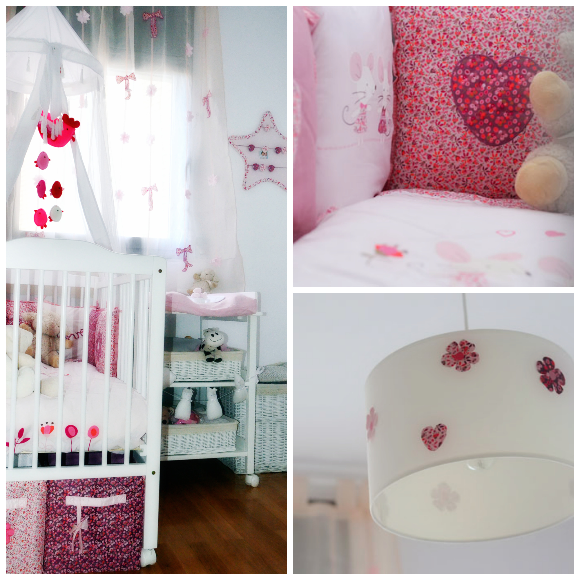decoracion habitacion bebe Verbaudet Blogmodabebe