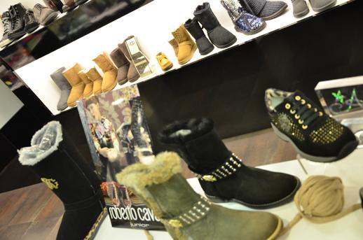 Andrea Morelli tienda en Barcelona zapatos para niños 2