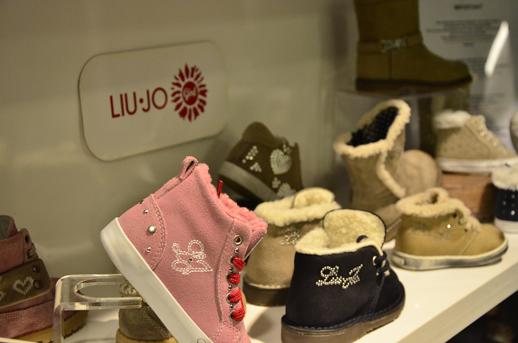 Andrea Morelli tienda en Barcelona zapatos para niños 4