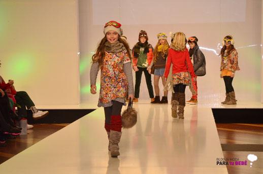 Boboli desfile en FIMI pasarela moda infantil 2