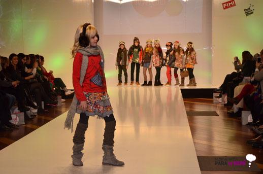 Boboli desfile en FIMI pasarela moda infantil 3