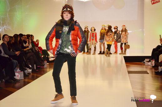Boboli desfile en FIMI pasarela moda infantil 4