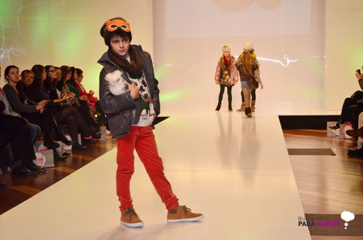 Boboli desfile en FIMI pasarela moda infantil 6