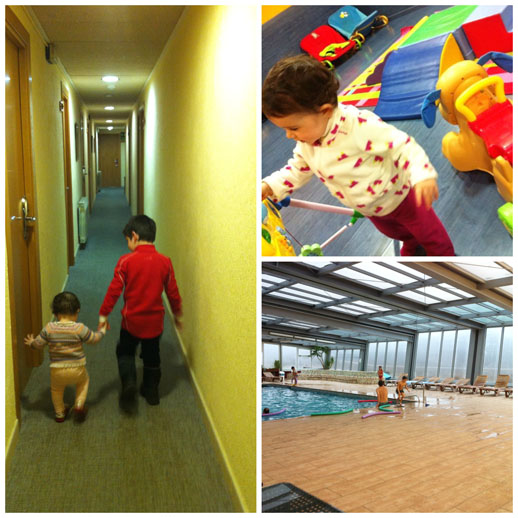 Cerdanya Resort Hotel Muntanya hotel para familias 4