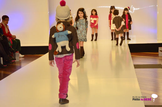 Elisa Menuts desfile en FIMI pasarela moda infantil 5