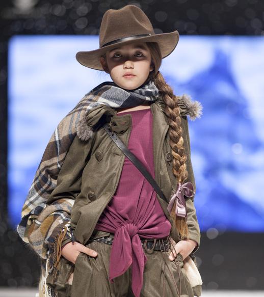 Fimi Tendencias moda infantil BARCAROLA