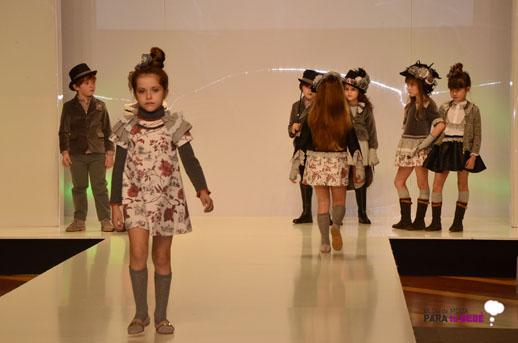 Foque desfile en FIMI pasarela moda infantil 2
