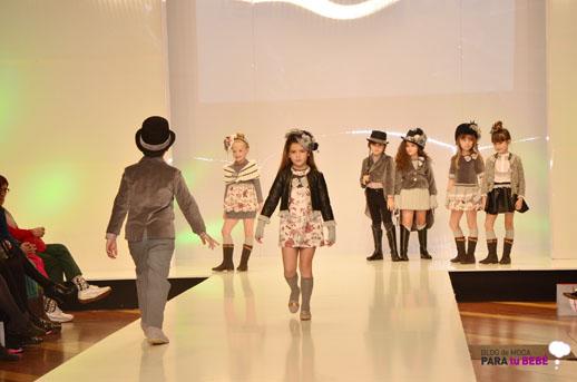 Foque desfile en FIMI pasarela moda infantil 3