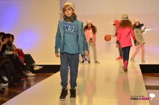 IAM desfile en FIMI pasarela moda infantil 2