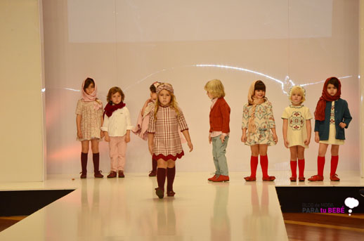 Jose Varon desfile en FIMI pasarela moda infantil 2