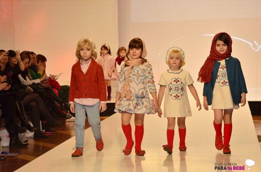 Jose Varon desfile en FIMI pasarela moda infantil 3