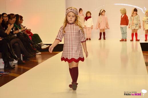 Jose Varon desfile en FIMI pasarela moda infantil