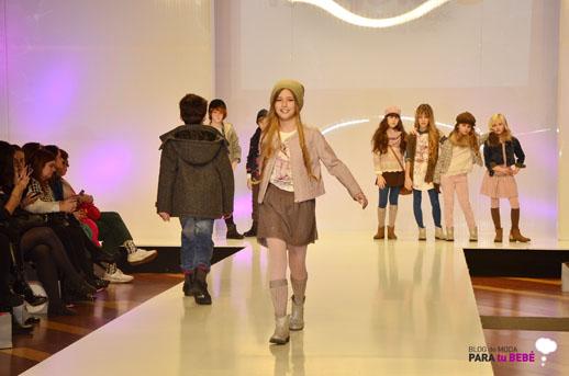 Mayoral desfile en FIMI pasarela moda infantil 2