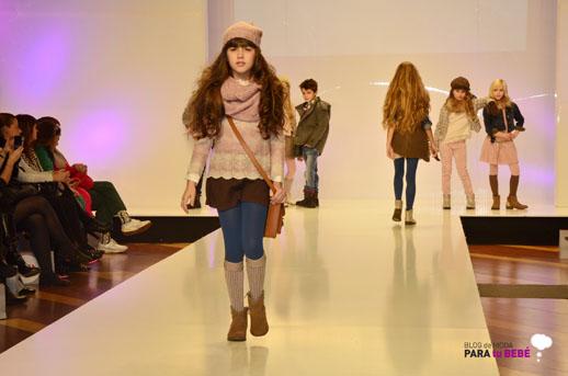 Mayoral desfile en FIMI pasarela moda infantil 3