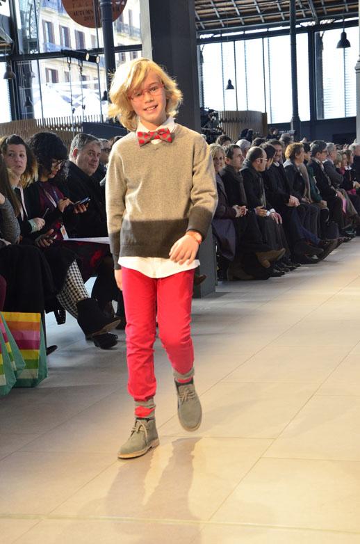 Moda infantil Cóndor_Desfile 080 Barcelona Fashion_Blogmodabebe 5