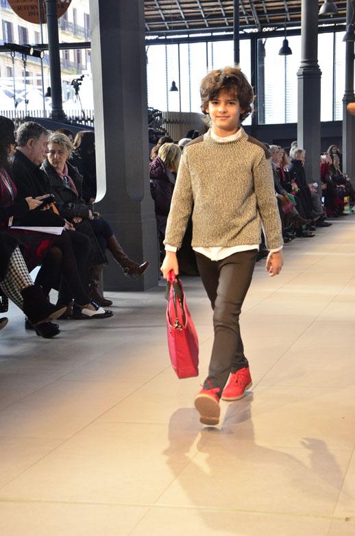 Moda infantil Cóndor_Desfile 080 Barcelona Fashion_Blogmodabebe 8