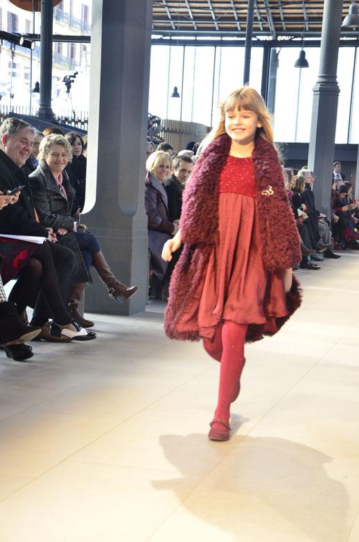 Moda infantil Cóndor_Desfile 080 Barcelona Fashion_Blogmodabebe 9