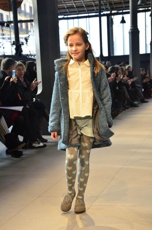 Moda infantil Cóndor_Desfile 080 Barcelona Fashion_Blogmodabebe12