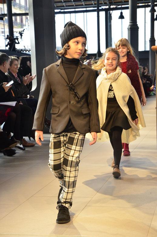 Moda infantil Cóndor_Desfile 080 Barcelona Fashion_Blogmodabebe13