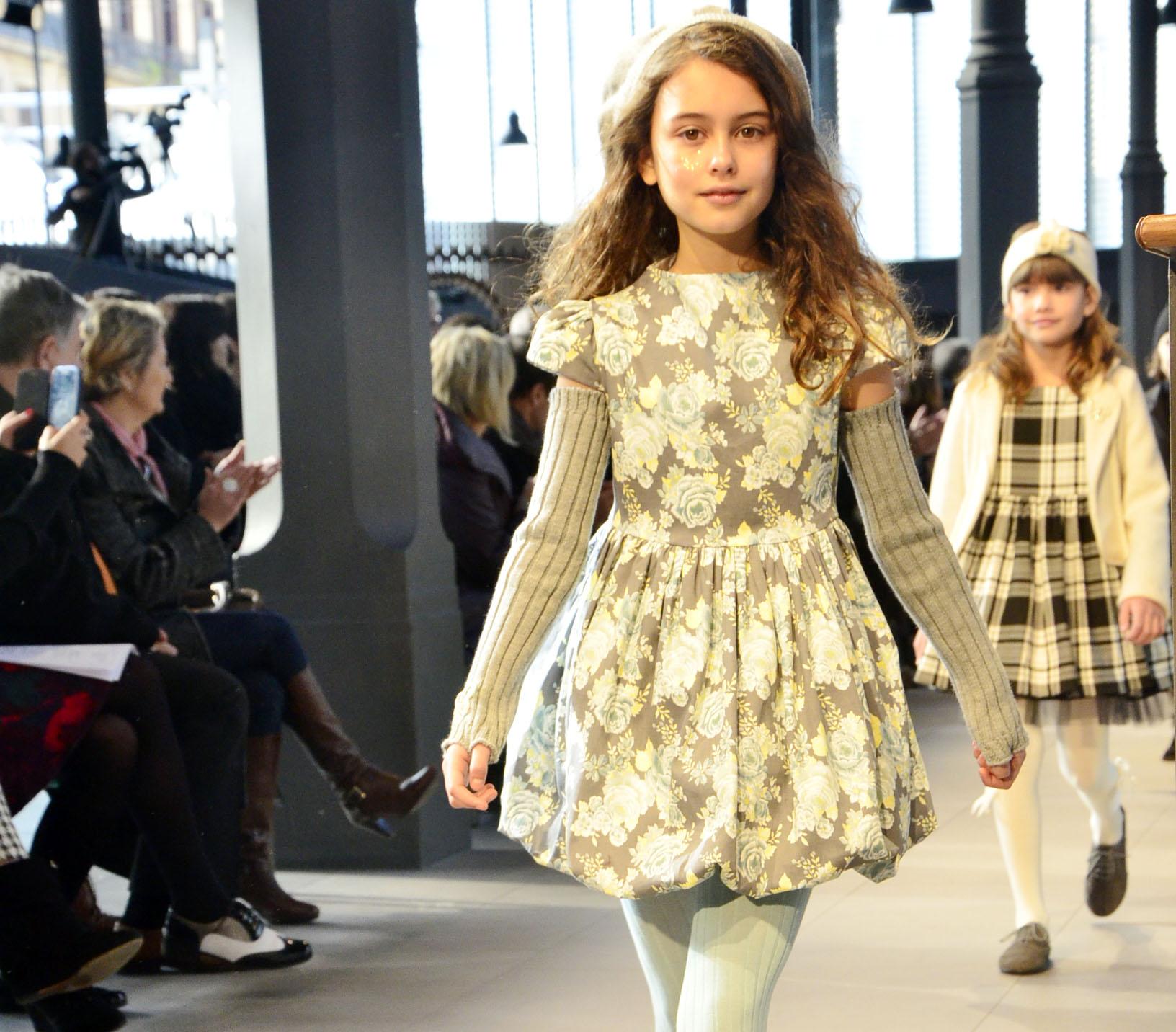 Moda infantil Cóndor_Desfile 080 Barcelona Fashion_Blogmodabebe1
