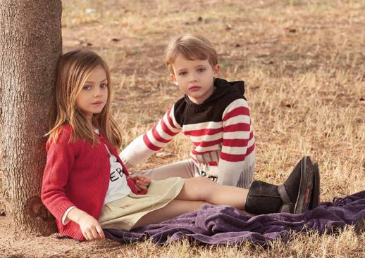 Moda infantil Lourdes otoño invierno 2014 2015-Blogmodabebe 1