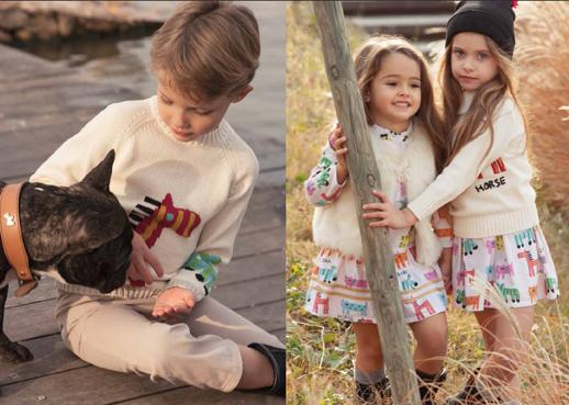 Moda infantil Lourdes otoño invierno 2014 2015-Blogmodabebe 10
