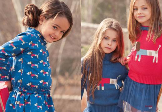 Moda infantil Lourdes otoño invierno 2014 2015-Blogmodabebe 12