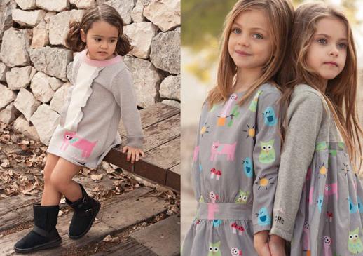 Moda infantil Lourdes otoño invierno 2014 2015-Blogmodabebe 2