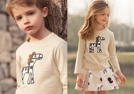 Moda infantil Lourdes otoño invierno 2014 2015-Blogmodabebe 4