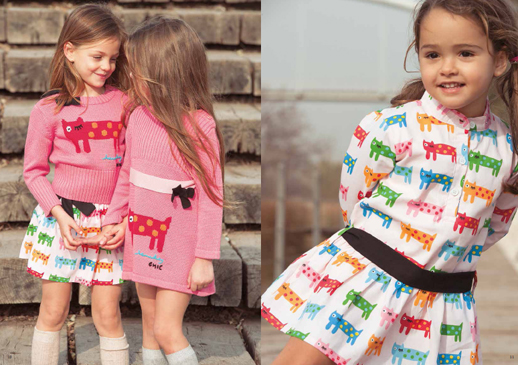 Moda infantil Lourdes otoño invierno 2014 2015-Blogmodabebe 5