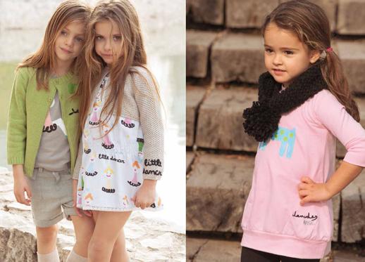 Moda infantil Lourdes otoño invierno 2014 2015-Blogmodabebe 6