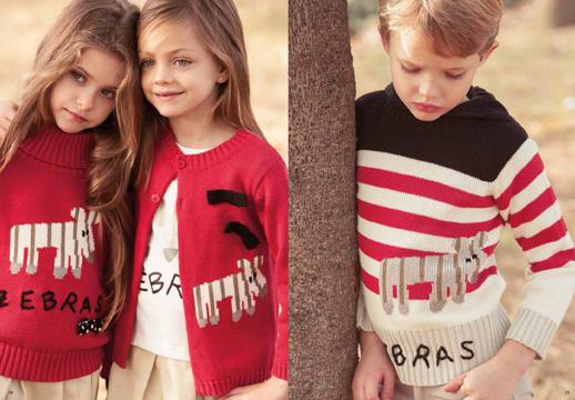 Moda infantil Lourdes otoño invierno 2014 2015-Blogmodabebe 8