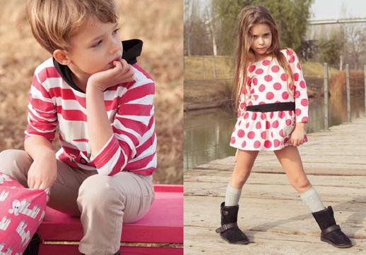 Moda infantil Lourdes otoño invierno 2014 2015-Blogmodabebe 9