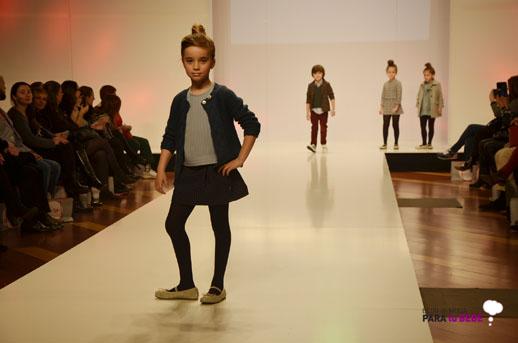 Nieves Alvarez y Villalobos desfile en FIMI pasarela moda infantil 3