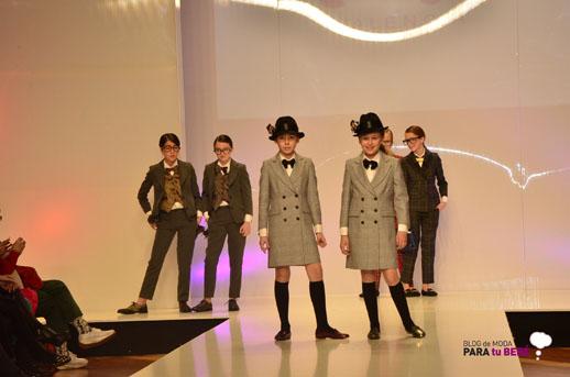 Oca Loca desfile en FIMI pasarela moda infantil 1