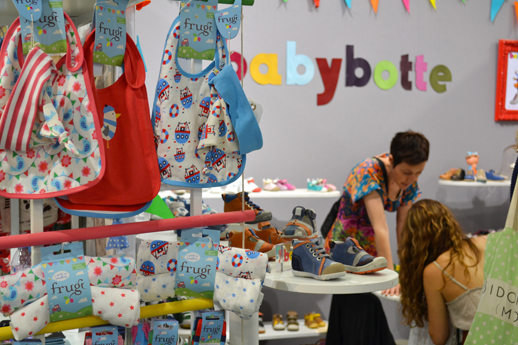 Playtime Paris-the international children's and maternity professional trade show 2